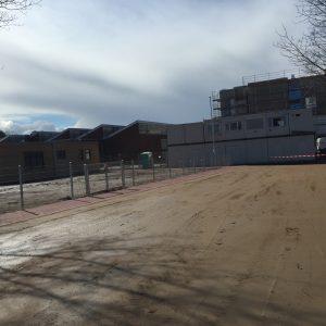 Parkfläche Kindertagesstätte